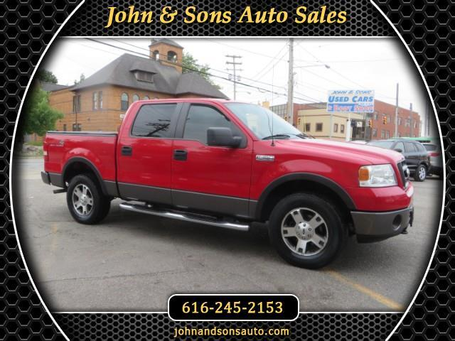 2007 Ford F-150 FX4 SuperCrew 5.5-ft. Bed 4WD