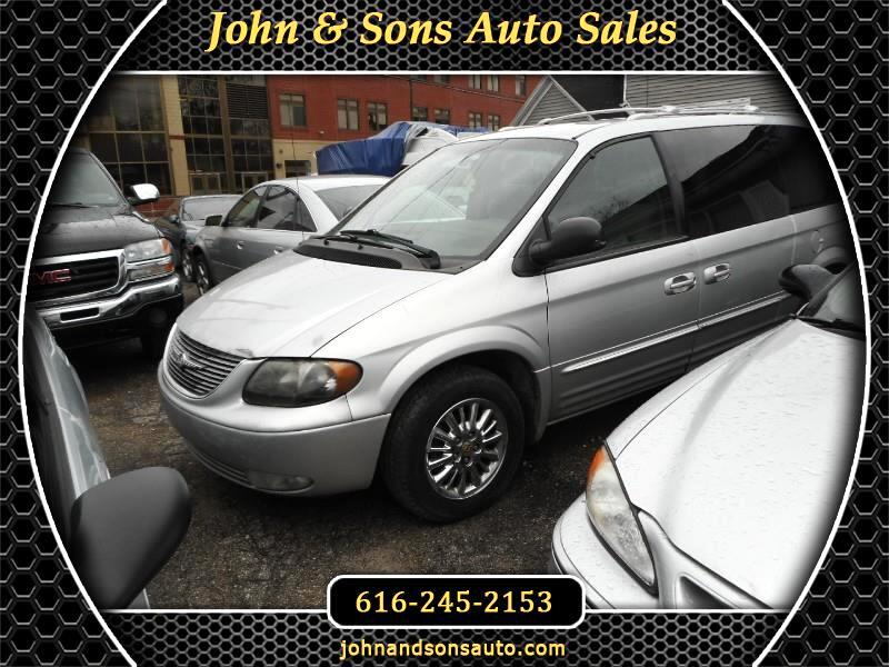 2001 Chrysler Town & Country Limited