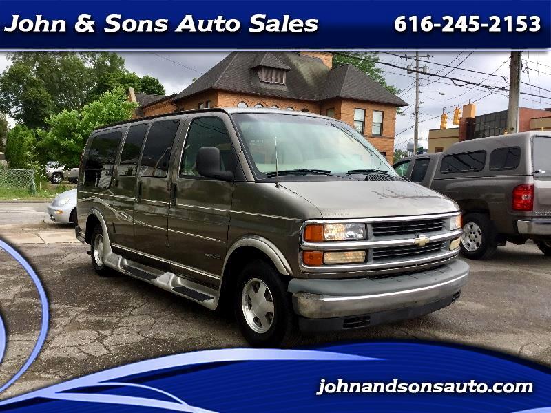 2000 Chevrolet Conversion Van