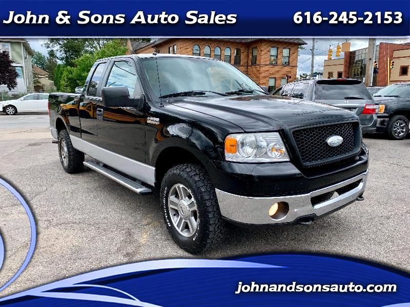 2006 Ford F-150 FX4 SuperCab 6.5-ft. Bed 4WD