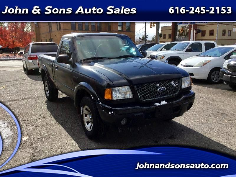 2003 Ford Ranger XL Short Bed 2WD - 314A