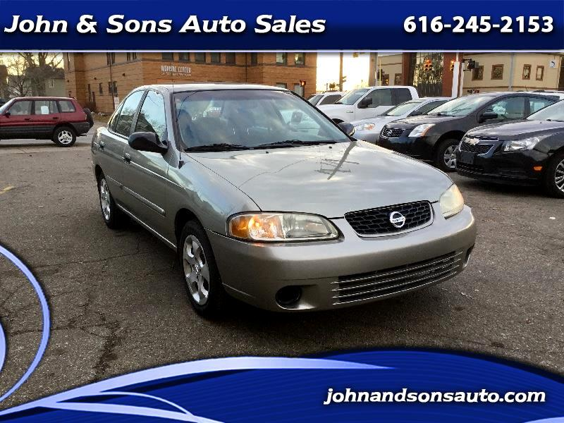 Nissan Grand Rapids >> Used 2003 Nissan Sentra Xe For Sale In Grand Rapids Mi 49503