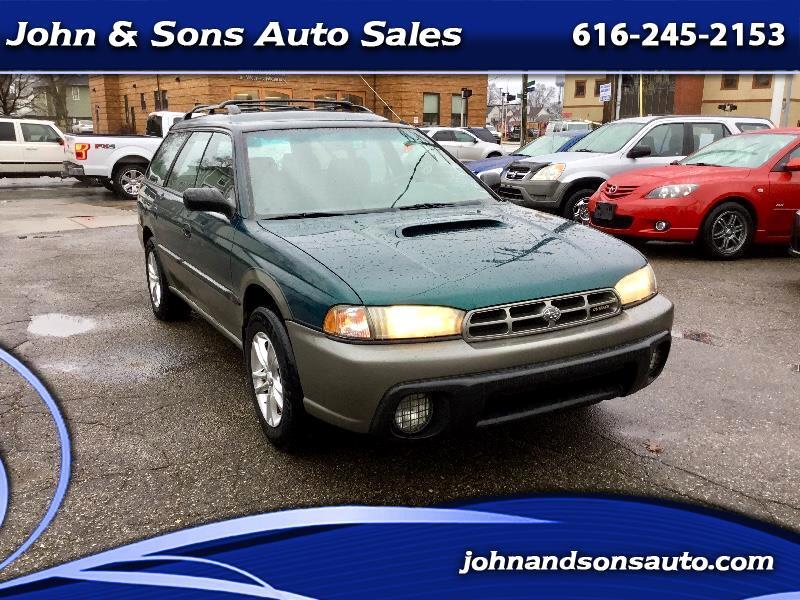 Subaru Legacy Wagon Outback Limited 30th Anniv. Edition 1999