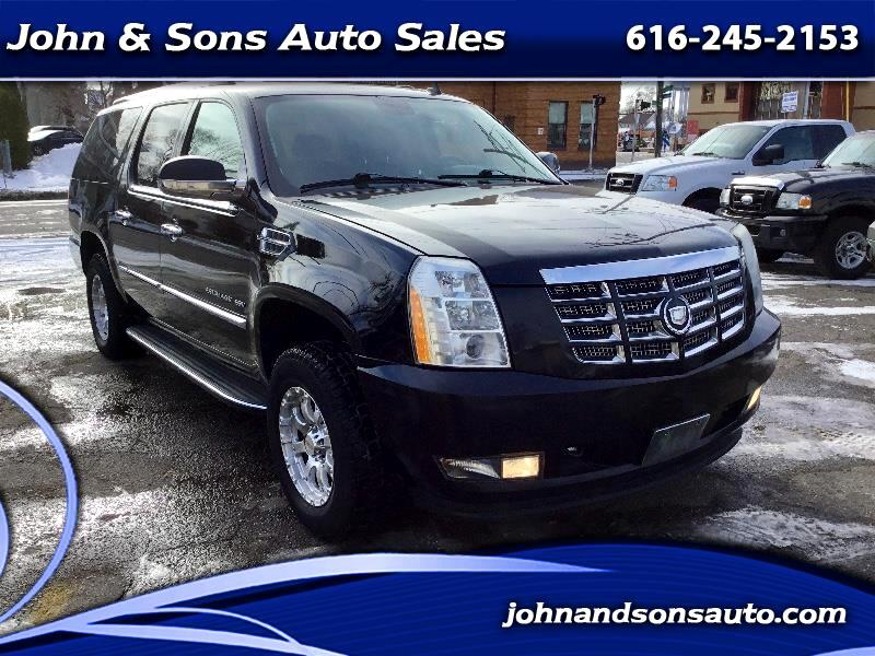 Cadillac Escalade ESV AWD Luxury 2010