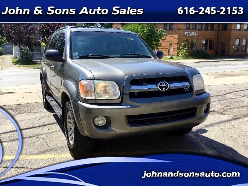 Toyota Sequoia Limited 4WD 2006