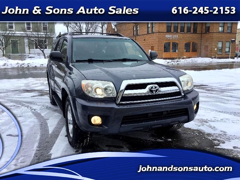 Toyota 4Runner Sport Edition 4WD 2006