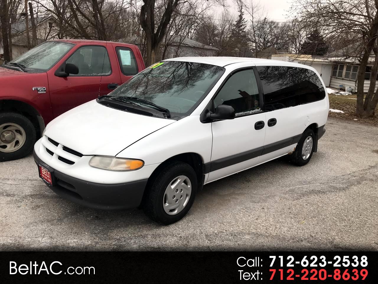 "1997 Dodge Caravan 3dr Grand SE 119"" WB"
