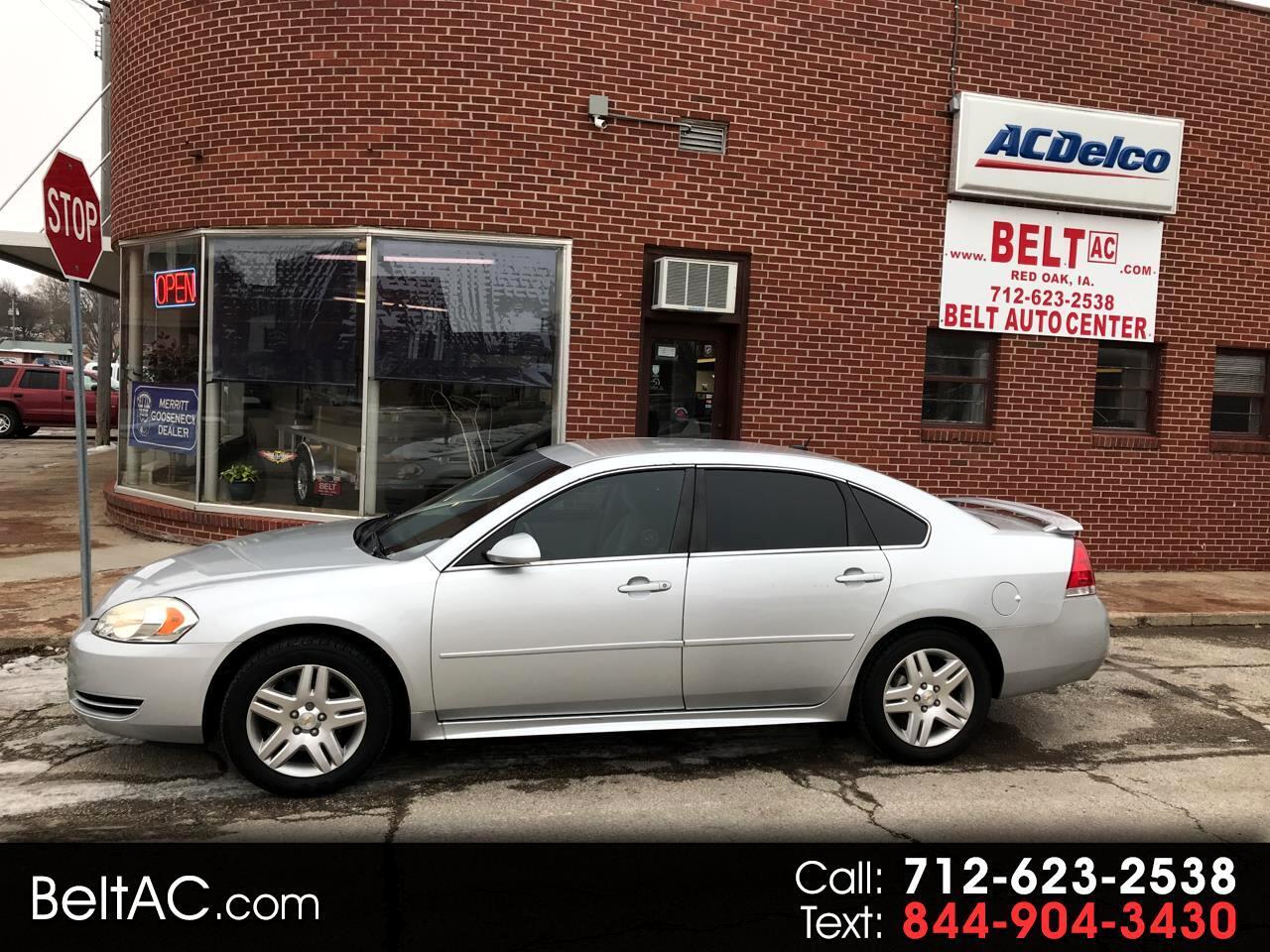 Chevrolet Impala 4dr Sdn LT Retail 2012