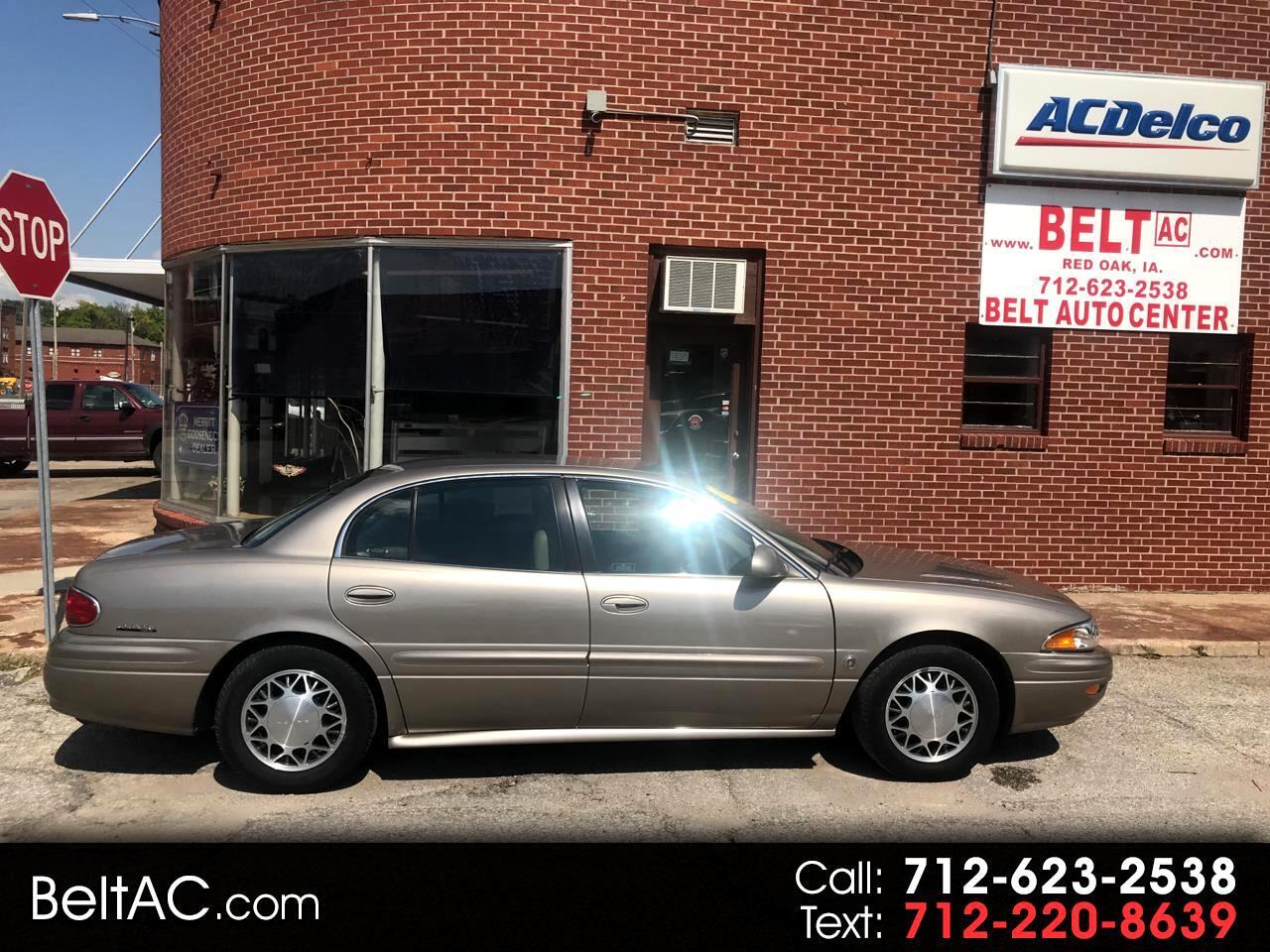 Buick LeSabre 4dr Sdn Custom 2002