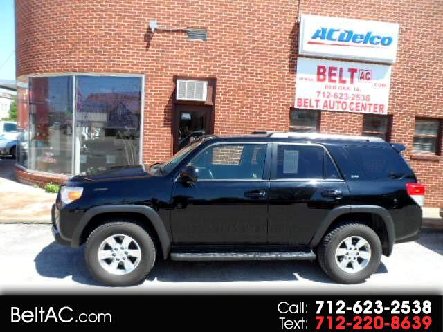 Toyota 4Runner 4dr Limited V6 Auto 4WD (Natl) 2012
