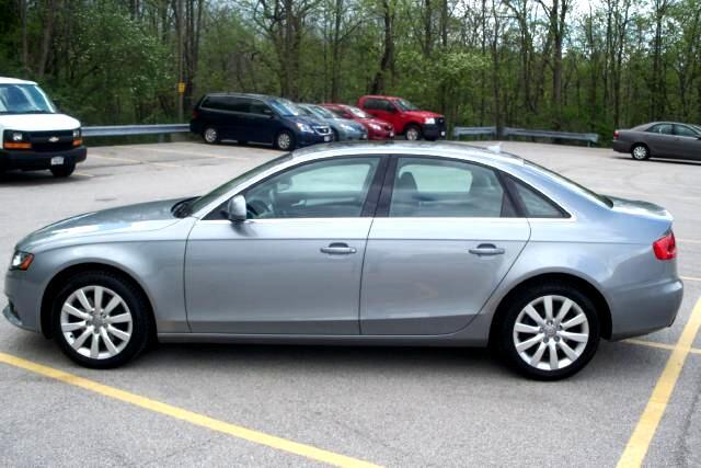 Audi A4 2.0 T Sedan quattro Tiptronic 2009