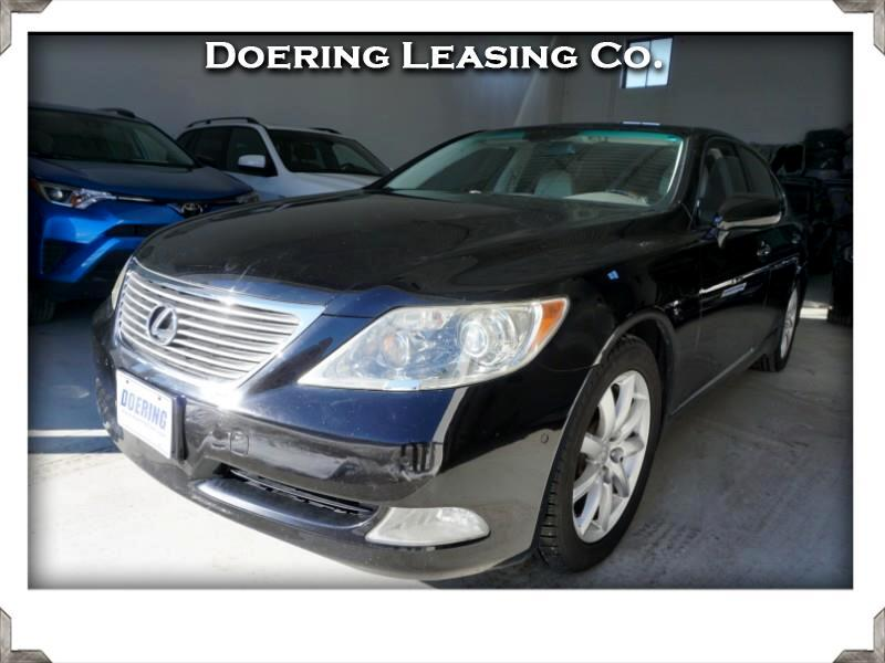 Lexus LS 460 Luxury Sedan 2007