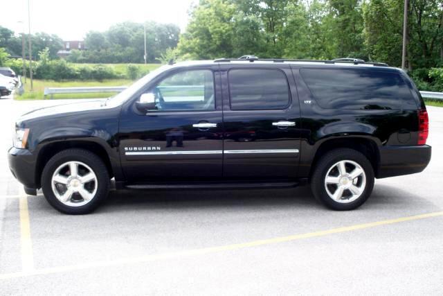 2010 Chevrolet Suburban LTZ 1500 4WD