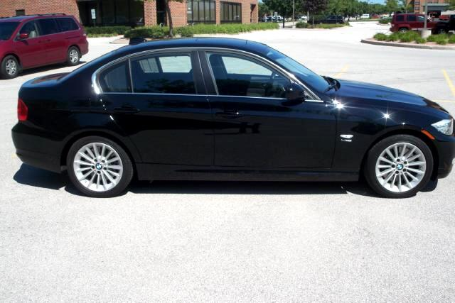 BMW 3-Series 335i xDrive 2010