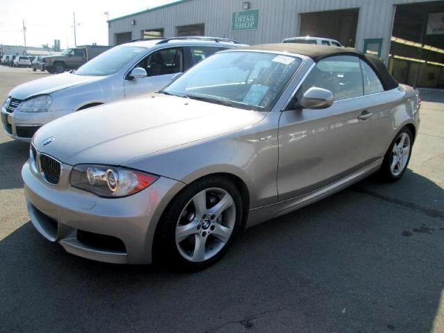 BMW 1-Series 135i Convertible 2011