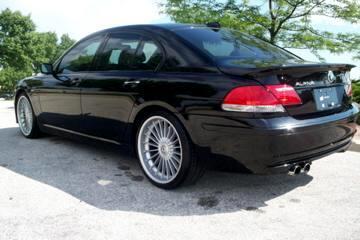 2008 BMW Alpina Base
