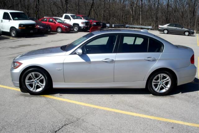 BMW 3-Series 328xi 2008