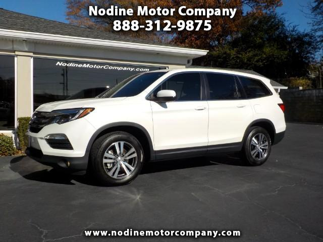 2016 Honda Pilot EX-L 2WD, Heated Seats, Camera
