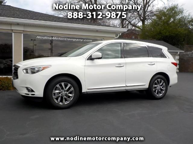 2014 Infiniti QX60 FWD Premium Plus Pachage, heated Seats