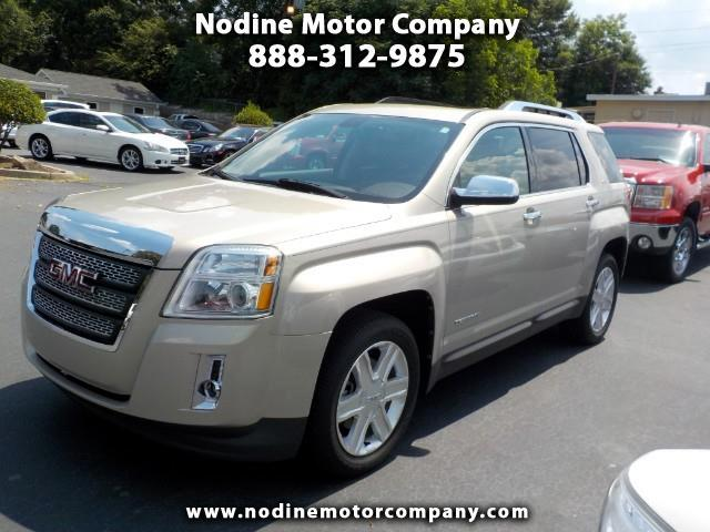 2011 GMC Terrain SLT 2, Heated Leather, Sunroof, Power Lift Gate