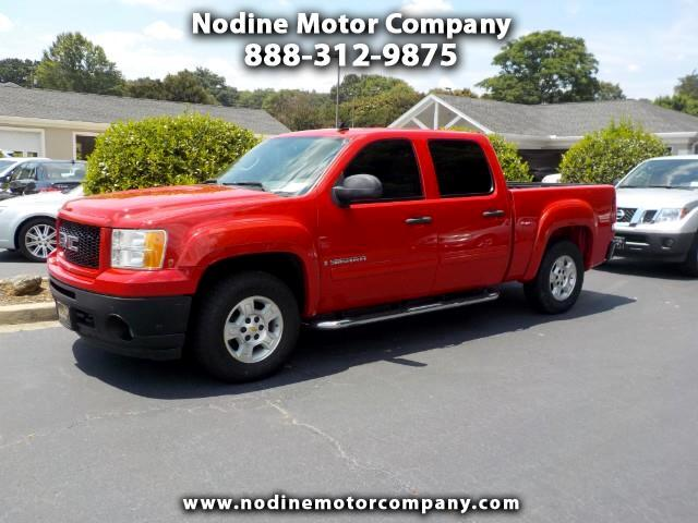 2008 GMC Sierra 1500 SEL Crew Cab, Leather Seats