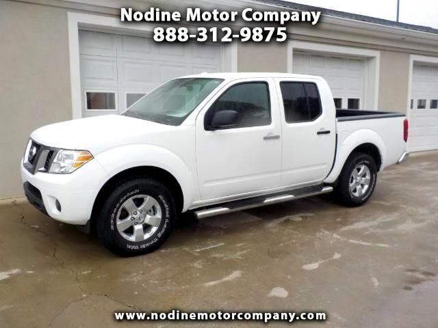 2013 Nissan Frontier SV Crew Cab 2WD, Full Power Options