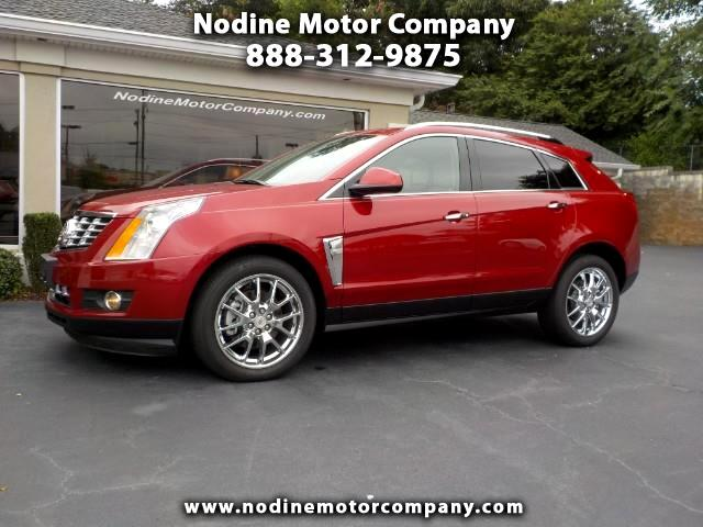 2014 Cadillac SRX Premium Collection, Navigation, Driver Assist, Bli