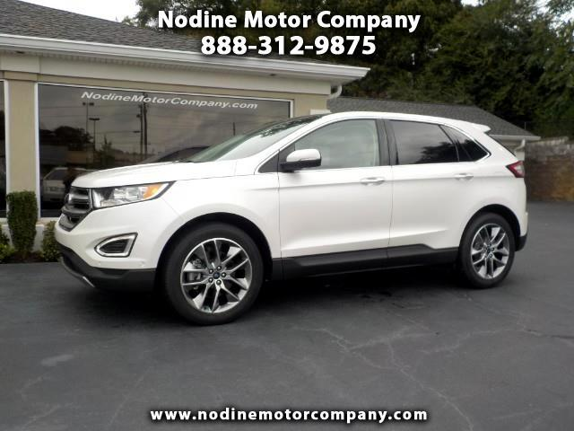2015 Ford Edge Titanium, Navigation, Lane change Depature, Front