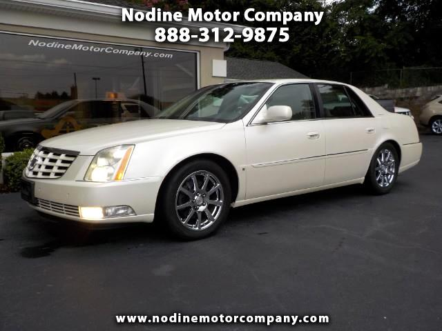 2008 Cadillac DTS Performance Package, Sunfoof, Lane Change Montior