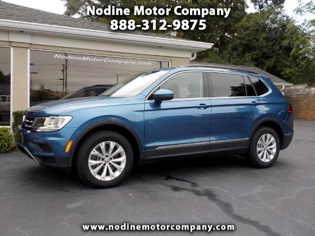 2018 Volkswagen Tiguan SE, 3 Rd Row Seating, Leatherette, Front Heated Se