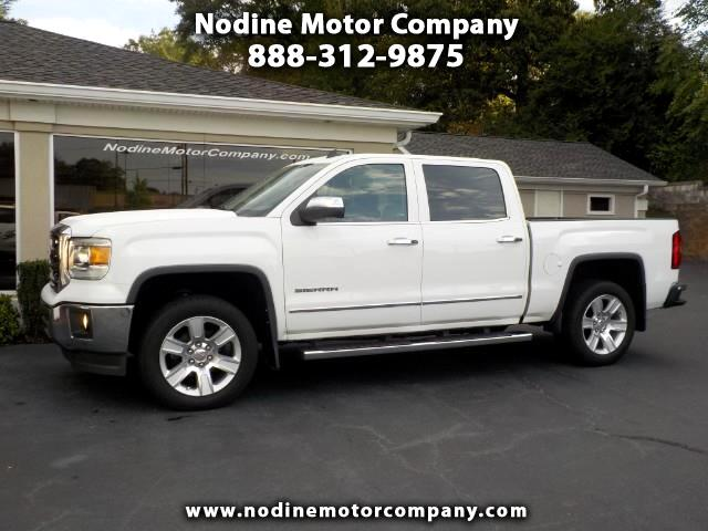 2014 GMC Sierra 1500 SLT Crew Cab, 2WD, Leather, Bose, Heated Seats
