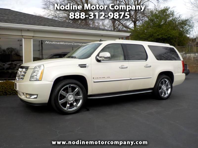 2010 Cadillac Escalade ESV Luxury Package, Navagation, DVD Entermant