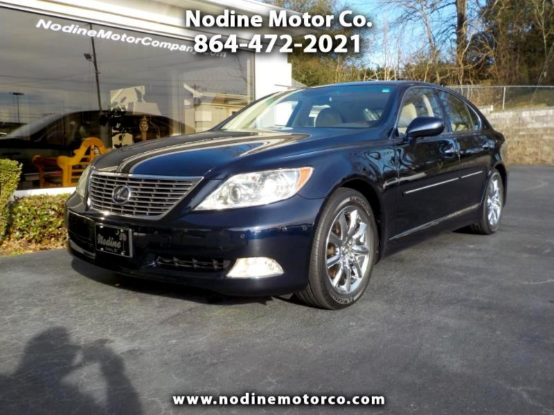 2008 Lexus LS 460 Premium, Navigation, Heat & Cooled Seats