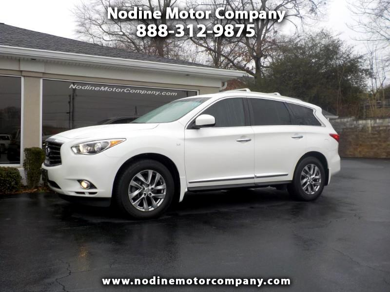 2015 Infiniti QX60 Luxury Trim, 7 Passanger, FWD, Heated Seats, Camer