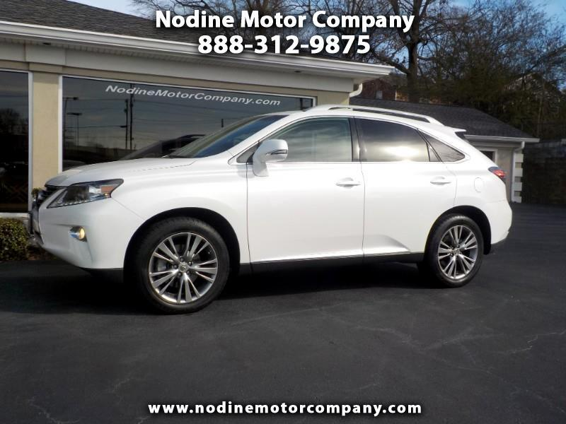 2013 Lexus RX 350 Premium Plus, Heated & Cooled Seats