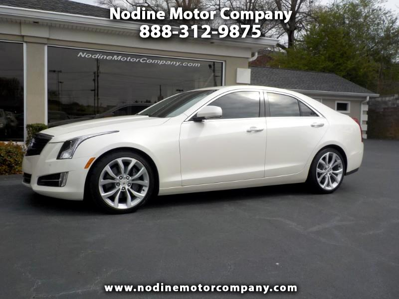 2013 Cadillac ATS 3.6 L, Performance, Navigation w/ Camera, Drivers