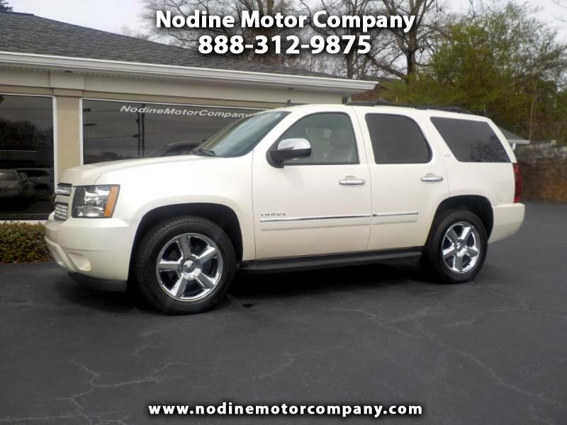 2012 Chevrolet Tahoe 2WD, LTZ, Navigation w/ Camera, 3RD Seat, Heated S