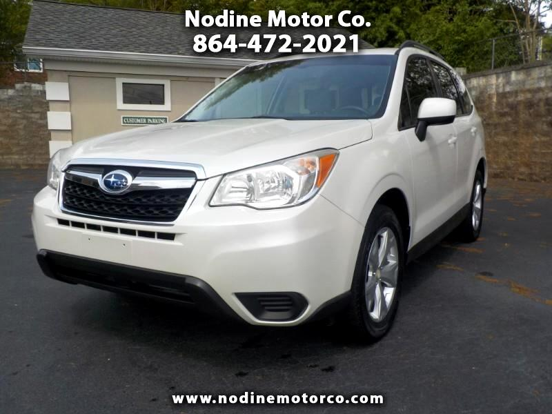 2014 Subaru Forester 2.5i Premium PZEV, Pano Sunroof, Power Heated seat