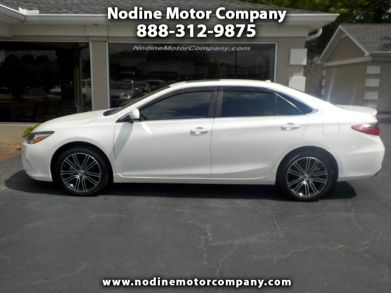 2016 Toyota Camry 4rd Sdn 14 Auto SE w/Special Edition Pkg (Natl) wi