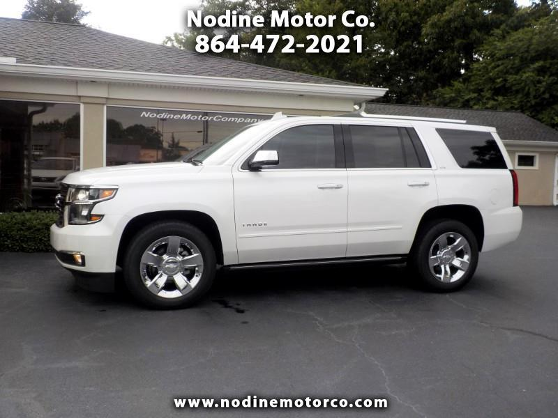 2016 Chevrolet Tahoe LTZ 2WD, Navigation, DVD, Heat & Cooled Leather se