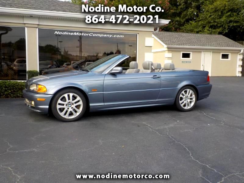 2003 BMW 3 Series 330Ci 2dr Convertible