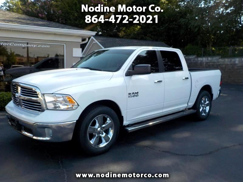 2014 RAM 1500 2WD Big Norn Trim, Crew Cab, Navigation, Camera