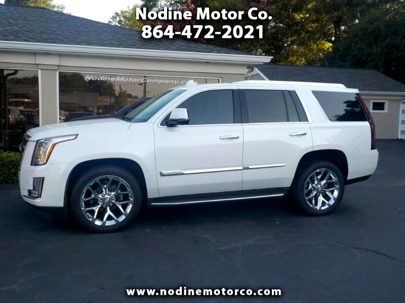 2016 Cadillac Escalade 2WD, Luxury Collection, Entertainment System, Navi
