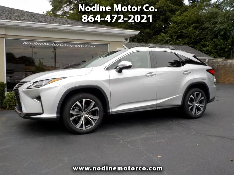 2016 Lexus RX 350 Premium Plus/w Navigation, Lane change sys, Adapti