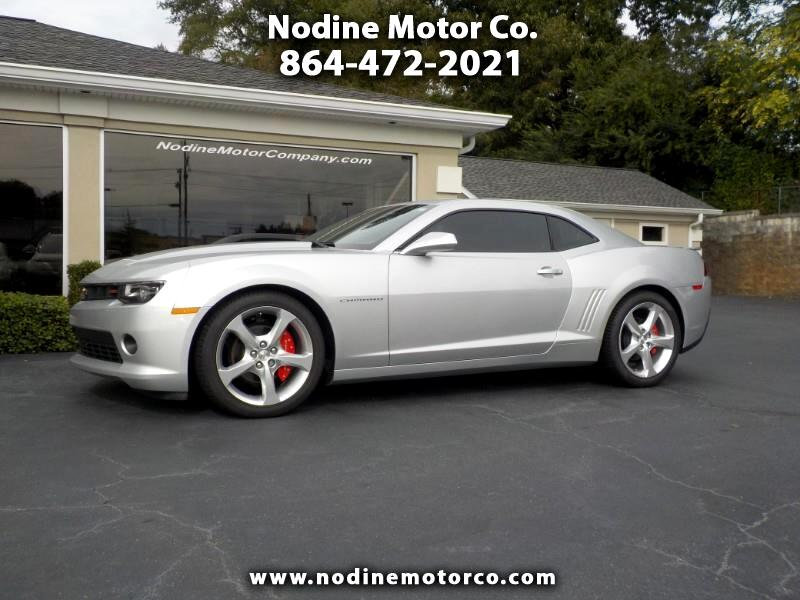 "2015 Chevrolet Camaro 2Dr Coupe LT1 Trim, 20"" alloy Wheels, Back up Came"