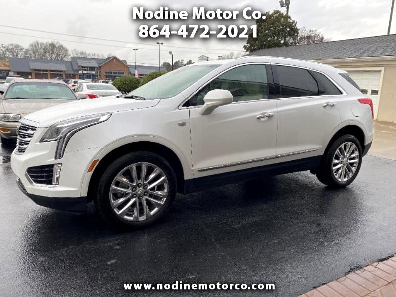 Cadillac XT5 FWD 4dr Premium Luxury 2019