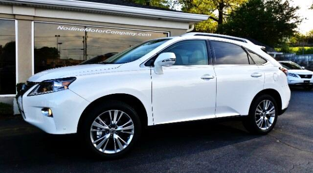 2013 Lexus RX 350 FWD Premium Plus Package