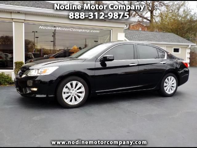 2015 Honda Accord Touring Package,V-6, Navigation, Heated Leather Se