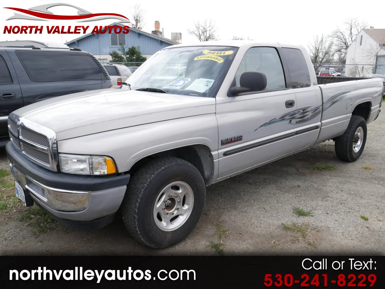 2001 Dodge Ram 2500 Quad Cab Long Bed 2WD