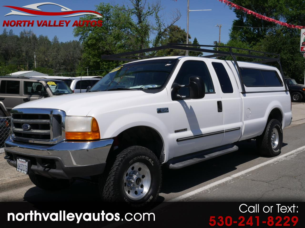 2000 Ford F-250 SD XL SuperCab Long Bed 4WD